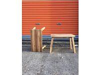 Ikea Bench acacia