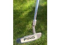 Ping Putter (rare model) Karsten B60i isopur