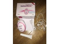 Angel sounds fetal heart detector