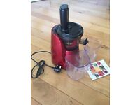 Kuving's silent juicer