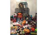 Halloween decorations costumes and masks job lot