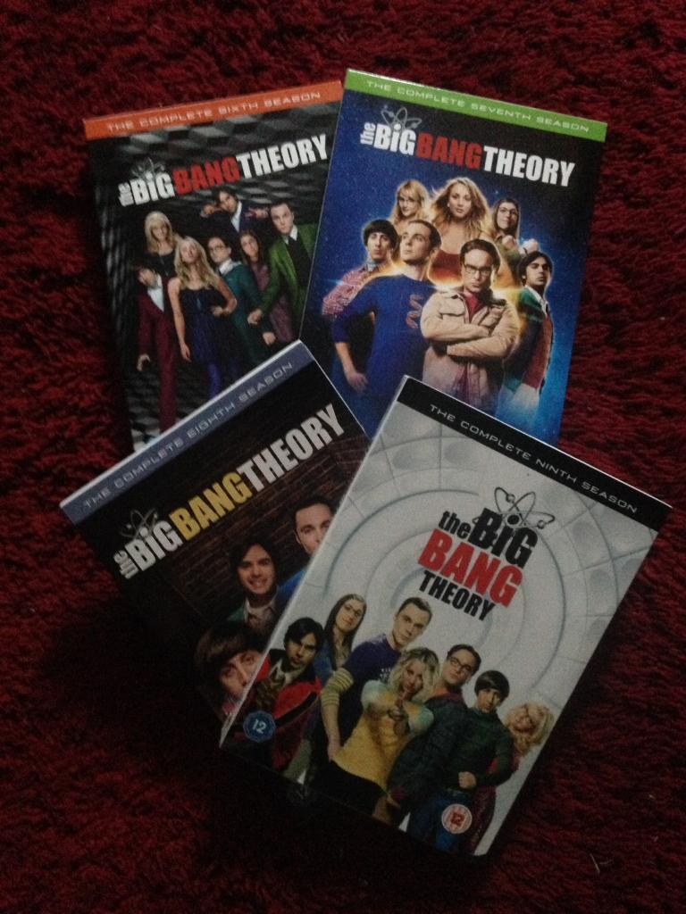 The Big Bang Theory 6-9