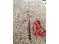Daiwa Fly Fishing Rod 9 1/2ft