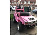 Outdoor kids4x4 jeep
