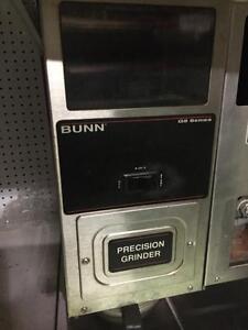 Bunn Commercial Coffee Grinder - G9 series - iFoodEquipment.ca