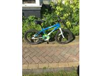 Child's bike - would suit 4-8 year old