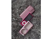PINK IPOD! + CASES