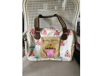 Yummy Mummy by Pink Lining baby changing bag