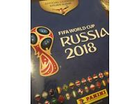 ⚽️ Panini World Cup 2018 Stickers swap