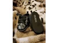 Guess infant shoes