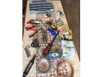 Assorted tools - big bundle - make an offer