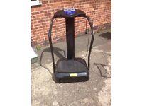 Gym Master Vibration Plate Exercise Machine