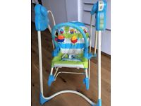 Swing n Rocker - Fisher Price