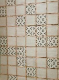 Plain 'Archivo' Tiles