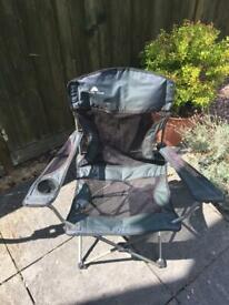 Folding garden / camping chair