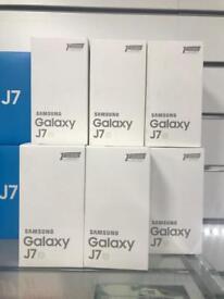 Samsung galaxy j7(2016) BRAND NEW SEALED