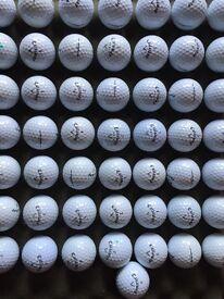 50 CALLAWAY WARBIRD PLUS Golfballs