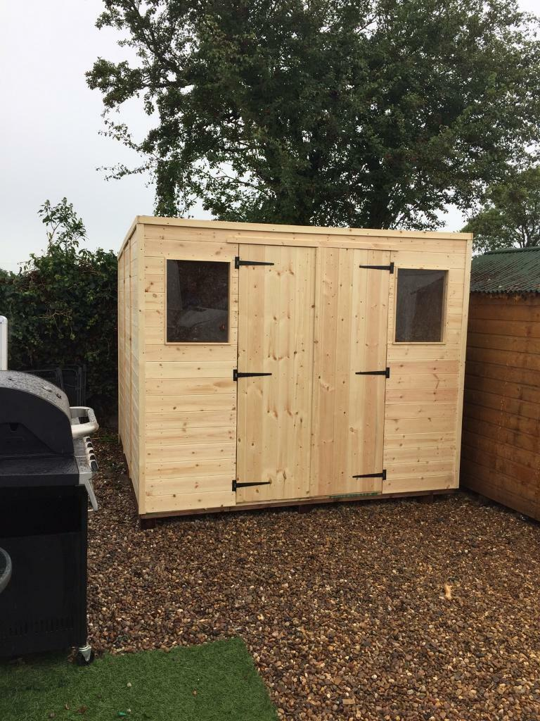 brand new woodentimber garden sheds 6x4 32000 made to measure sheds available - Garden Sheds Gumtree