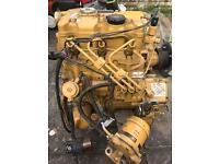 Cat mini digger engine/ skid steer engine