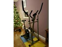Cross Trainer /Bike