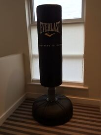 Punchbag and gloves for sale - PICK UP ONLY