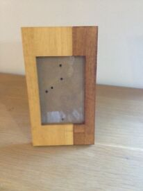 wooden photo frame 4x6