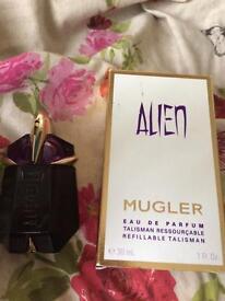 Alien mugler women's perfume