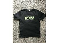 Boys Hugo Boss t-shirt age 6