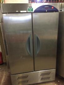 Williams slimline double door freezer
