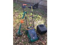 Lawnmower and Trimmer