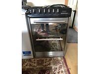 Gas cooker - Cannon 10410g 600mm cooker with double oven with 4 ring hob