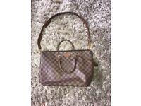 Authentic Belmont Louis Vuitton Handbag (Rare)