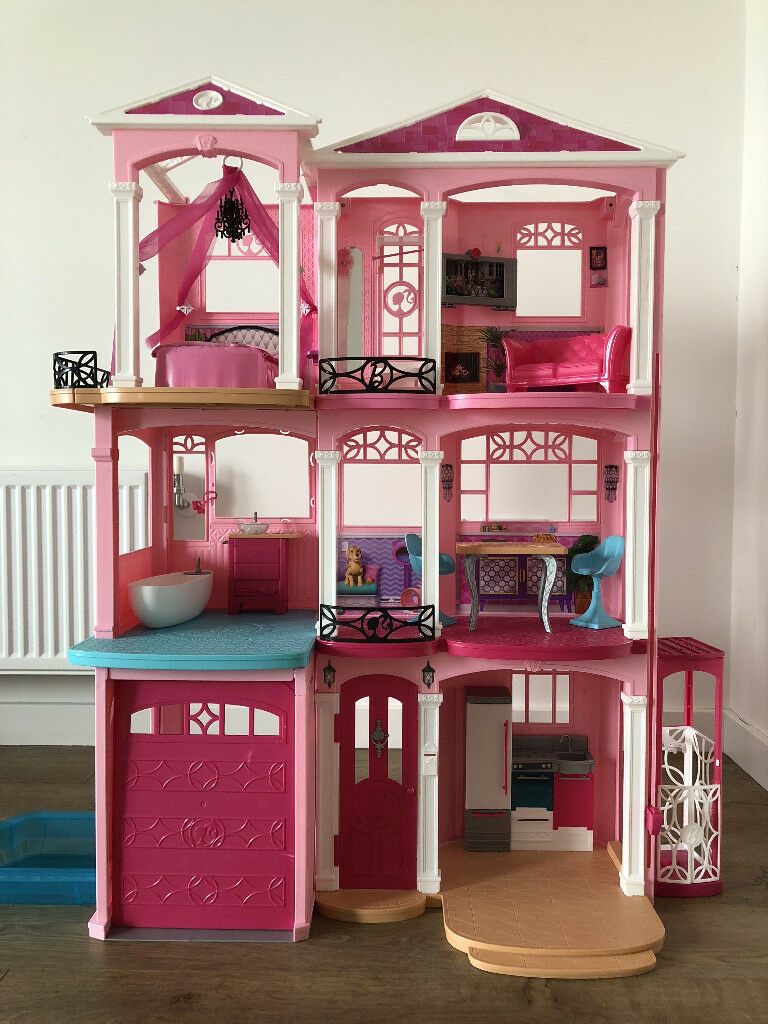 Barbie Dream House 2018 In London Gumtree