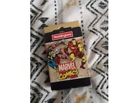MARVEL Comics Playing Cards