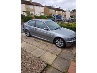 BMW compact 2004 £1650 ovno