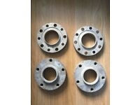 BMW E46 wheel spacers set of 4