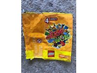 Sainsbury's lego cards