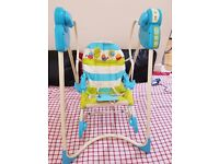 Baby swing fisher price 3 in 1