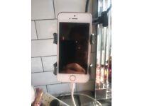 I phone 5s pink 16g
