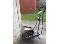 Second hand cross trainer ,good condition