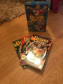 BEAST QUEST BOXED GIFT SET / 3 PAPERBACK BOOKS INCLUDED