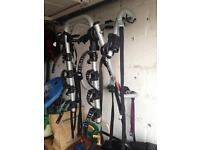 Avenir 4 Bike carrier