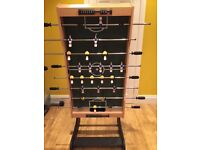 Folding Football Table - great fun for all the family