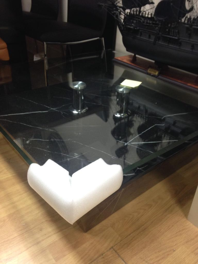 DFS SPARTA coffee table marble look