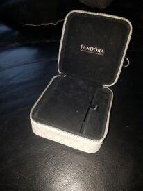 Pandora braclet 2 charms