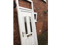 Upvc door and frame is ŷ