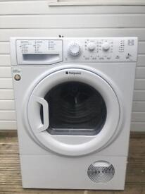 Heat pump tumble dryer