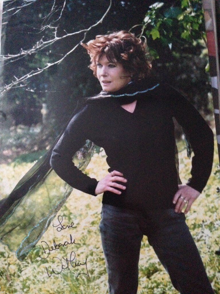 deborah watling signed photoin Wolverhampton, West MidlandsGumtree - Deborah Watling signed photo in good condition. she is best known for he role as Victoria in doctor who. £12 ono