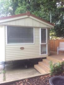2 bedrooms, fully equipped, C/H and D/G all beds made up on arrival.