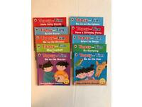 Topsy and Tim- First Experience Collection Box 10 books